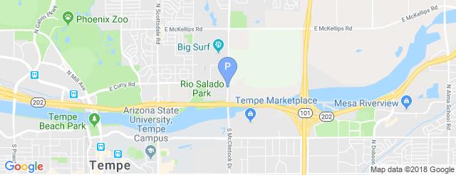 Casino Arizona Field